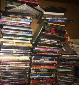 Продам кучу дисков