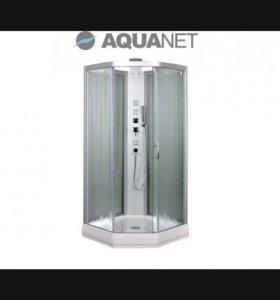 Новая душевая кабина Aquanet penta-n