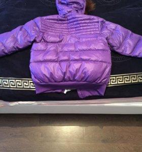 Куртка зимняя adidas original S