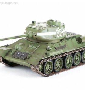 """Радиоуправляемый танк 1:16 """"Т-34"""""""