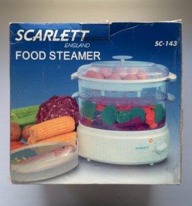 Пароварка SCARLETT SC-143