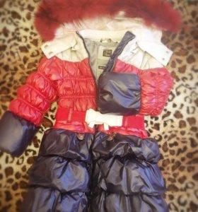 Курточка для девочки 4 года осень весна