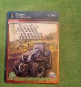 диск фермер симулятор 2015 на пк