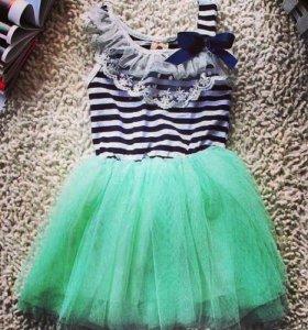Платье детское 110 размер