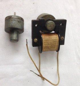 Микроэлектродвигатель СССР