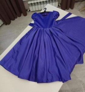 Платье настоящей принцессы