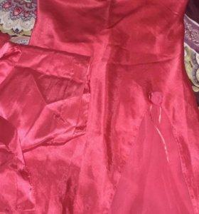 Ночное платье с халатом