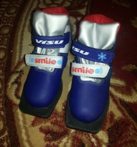 Ботинки лыжные новые