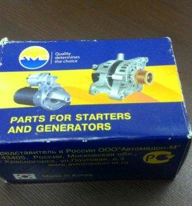 Щетки генератора matiz spark