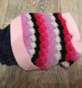 Вязаня кофточка