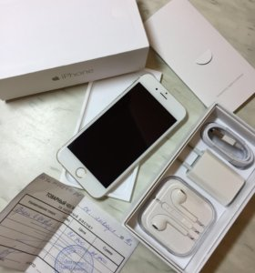 iPhone 6 gold 64gb НОВЫЙ