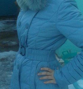 Зимняя куртка в идеальном состоянии. ..