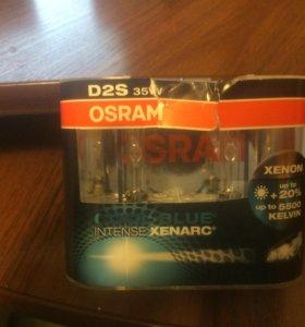 Osram d2s 5500k xenarc cool blue