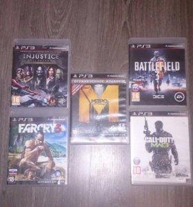 Игры на PS3 🕹