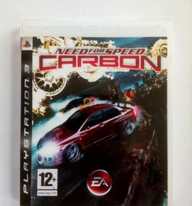 Need for Speed Carbon для Sony PlayStation 3