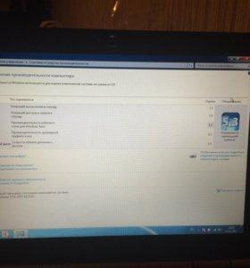 Ноутбук на базе i7-2640, 2gb elitbook  hp 8460p