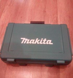 Чемодан-кейс для makita шуруповерта