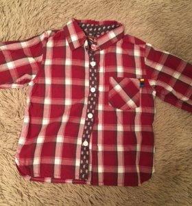Рубашка детская 12-18мес, 86см
