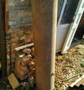 Продам титан дровяной новый, толщина стенки 3 мм