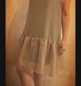Платье-чехол