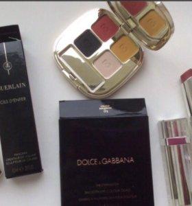 Новая косметика Dior DG Guerlain