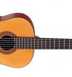 Акустическая гитара Hohner HC 06  с черным  чехлом