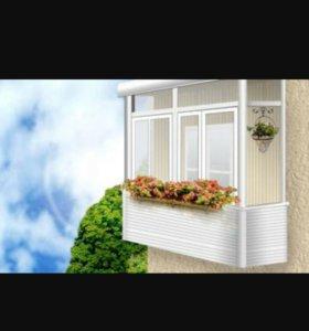 Окна ПВХ,балконы и двери ПВХ