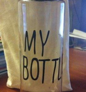 """Бутылка - термос """"My bottle"""""""
