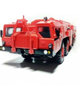 МАЗ-7310 пожарный