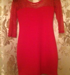 Красное платье !