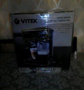 Кофемашина vitek VT 1517 GD