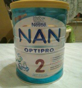 Детская смесь NAN optipro 2
