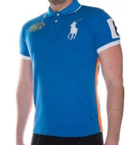 Поло спортивное мужское новое  polo ralph lauren