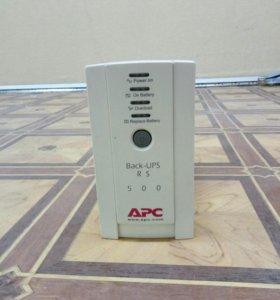 ИБП APC Back-UPS RS 500