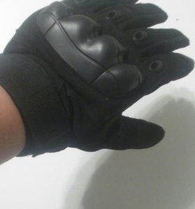 Перчатки новые тактические сенсорные