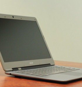 """Стальной ультратонкий ноутбук Acer 16"""""""