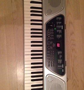 Цифровой синтезатор с 54 клавишами XTS-5469