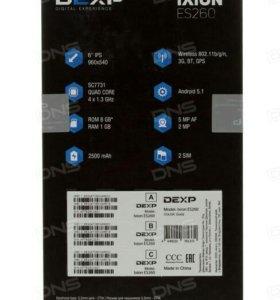 Телефон dexp-es260