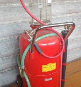 Оборудование для экспресс замены масла