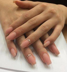 Наращивание ногтей 💅🏻