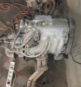 Двигатель 1.5 инжектор, 8 клап. на ВАЗ 2115