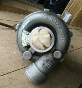 Турбина Газ-3309 воздушного охлаждения