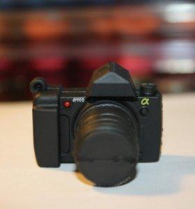 Фотоаппарат - флешка