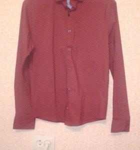 Продам мужскую рубашку,совершенно новая!