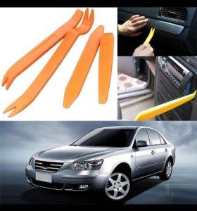 Инструмент для салона авто