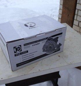 Электрическая пила дисковая ЭПД-1550