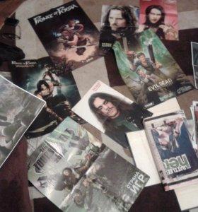 Коллекция плакатов