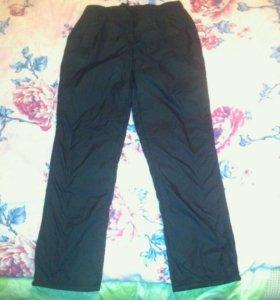 Утепленные мужские штаны.