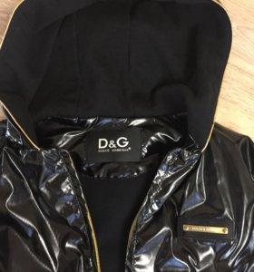 Куртка D&G новая