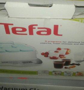 Tefal йогуртница новая